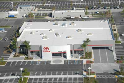 Royal Palm Toyota Projects Electrical Consulting Services, Inc.